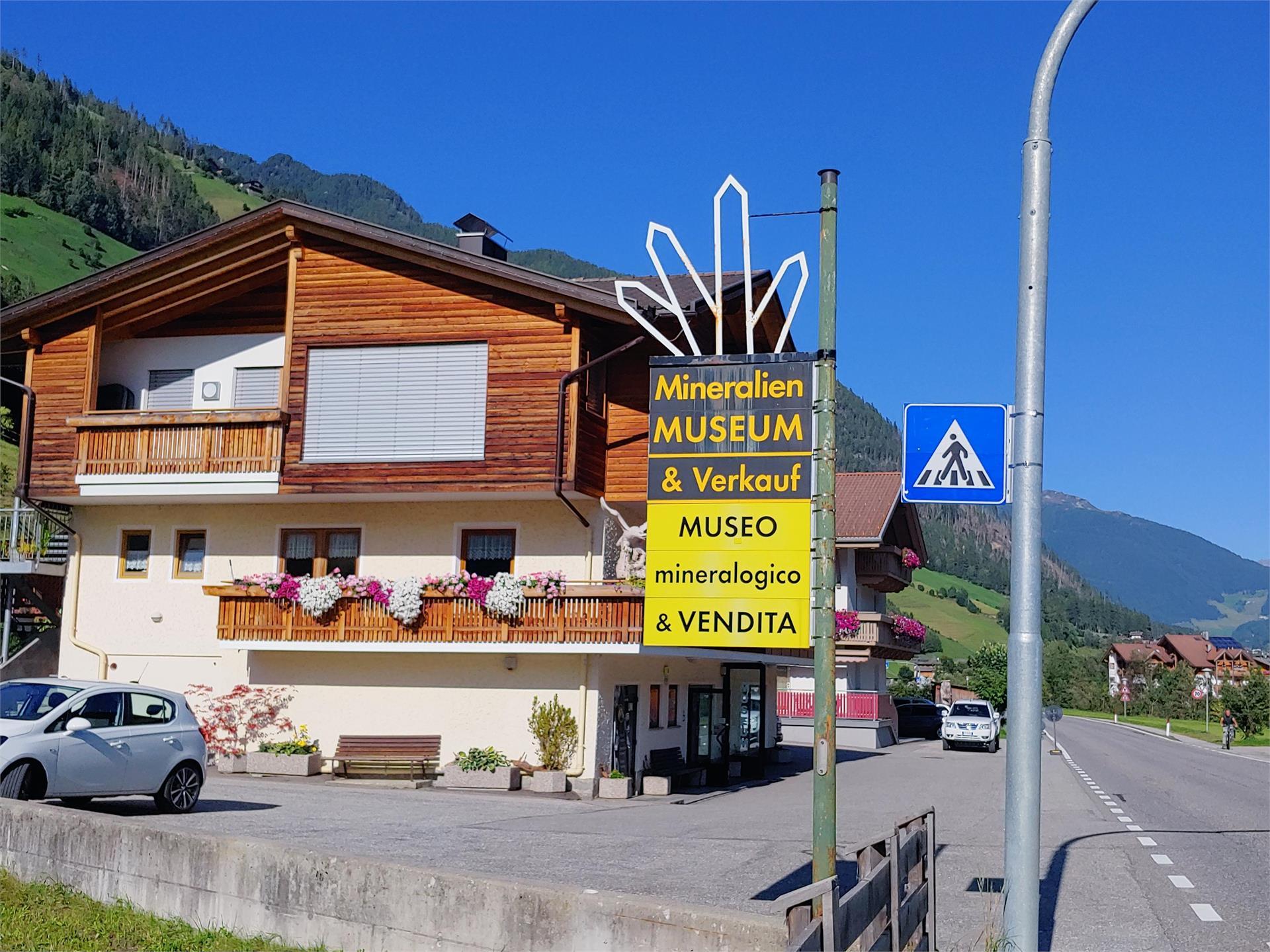Museo mineralogico & shop