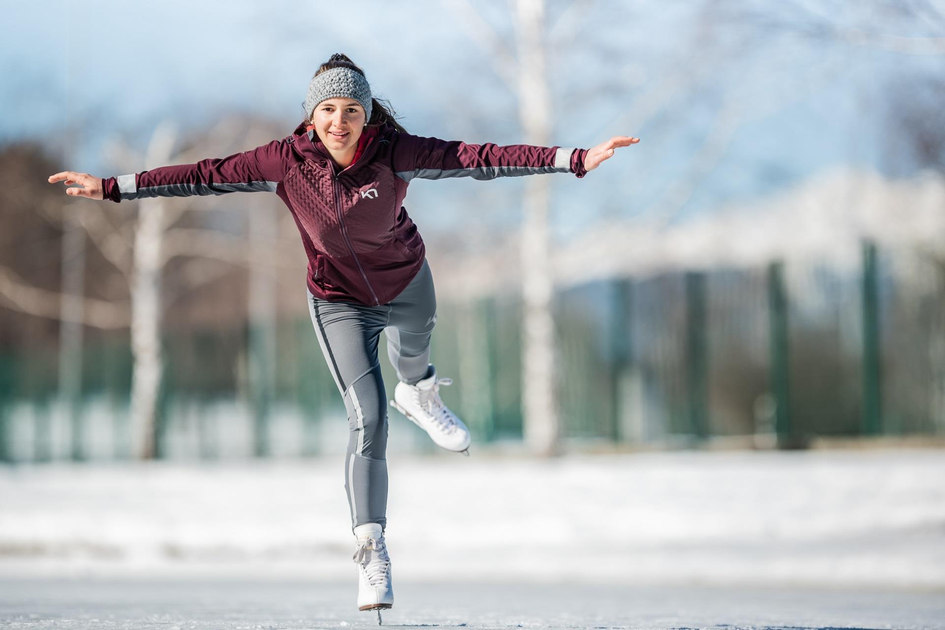 Ice rink Percha/Perca-Unterwielenbach/Vila di Sotto
