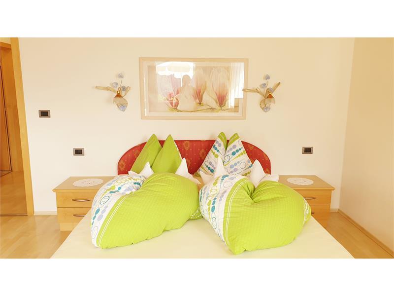Ferienwohnung Mutspitz Schlafzimmer
