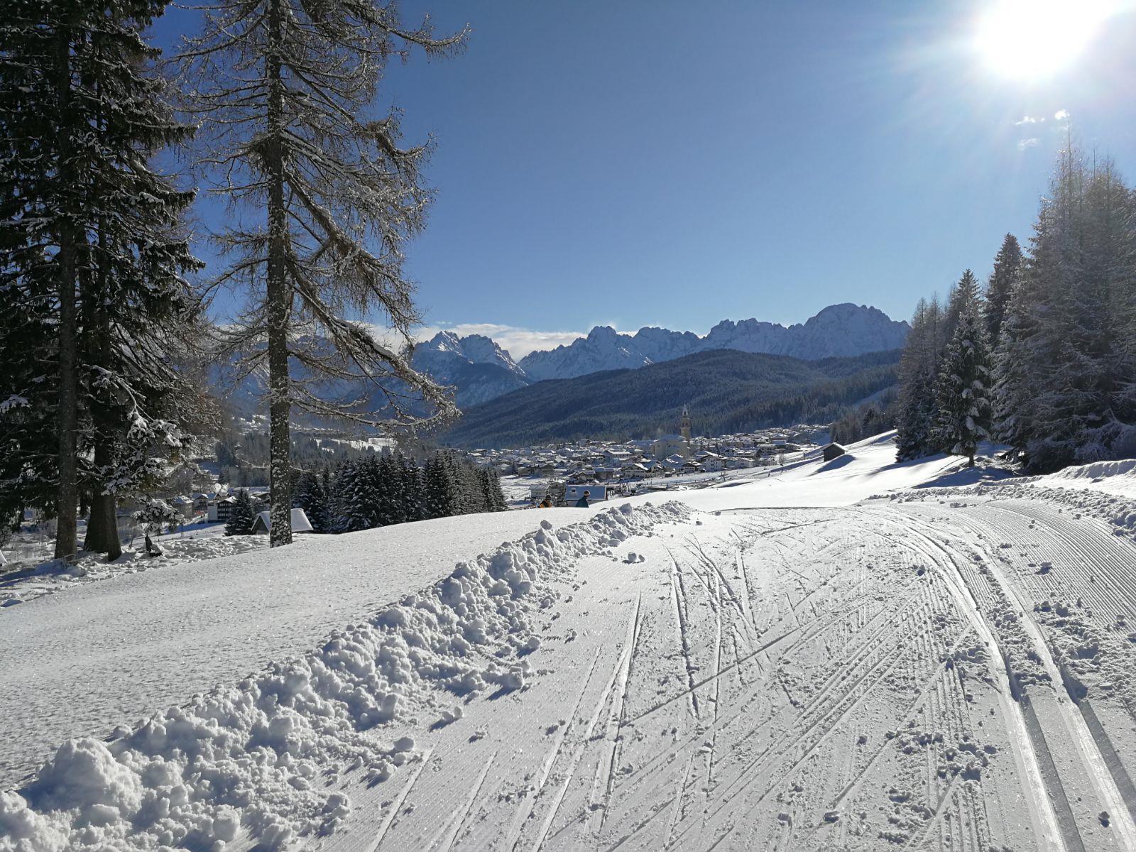 Panorama zona Tavella