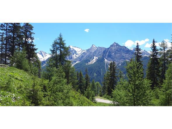 The Val di Vizze