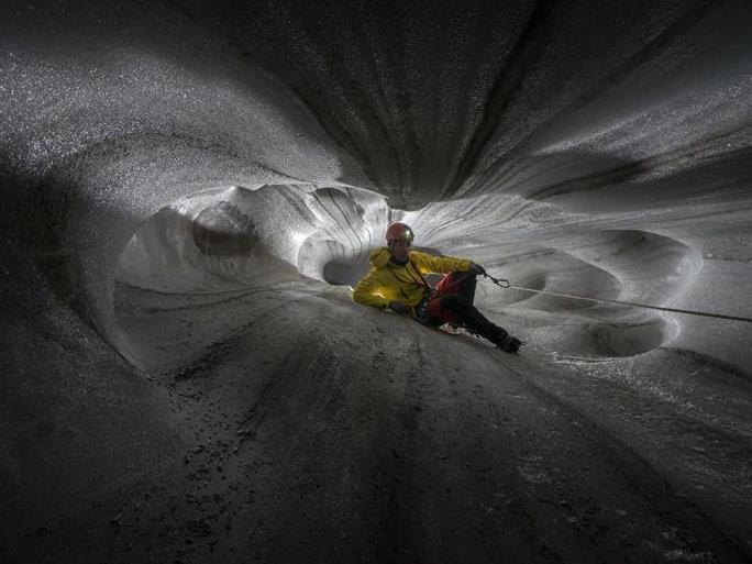 Serata informativa sulle grotte di Fanes