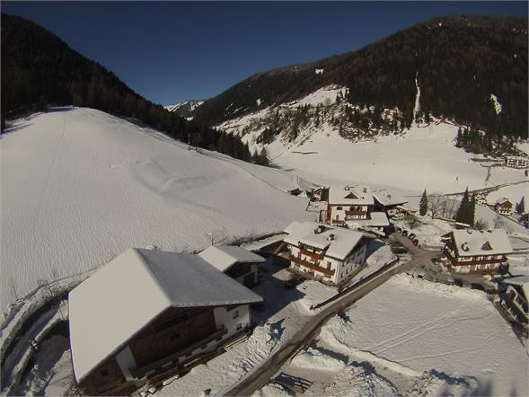 Holiday winter Ratschings South Tyrol