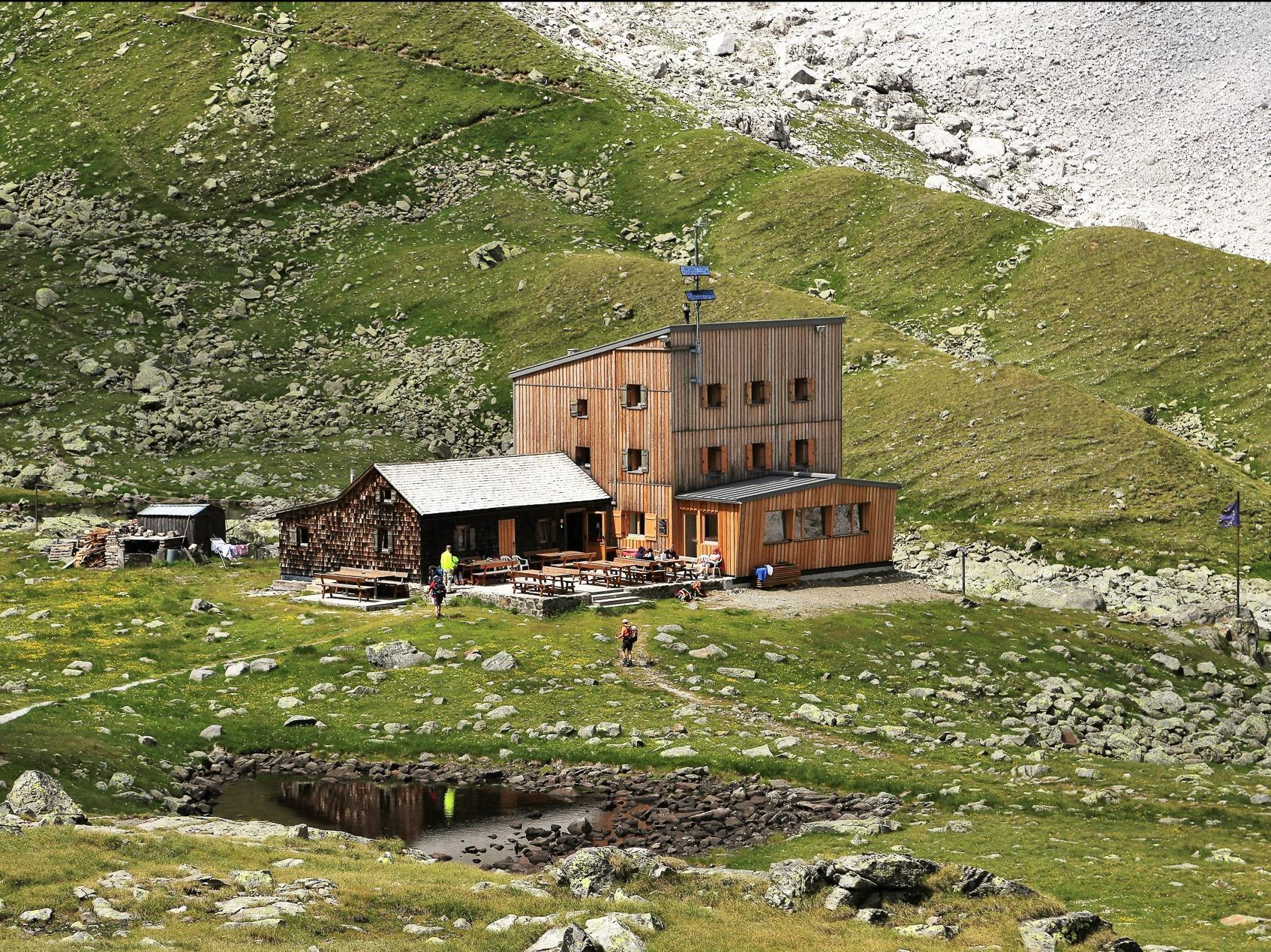 rifugio Tribulaun