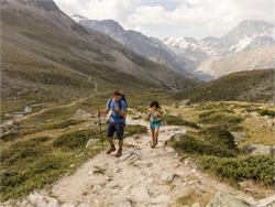 Hiking Taxi - From Solda to Val Martello