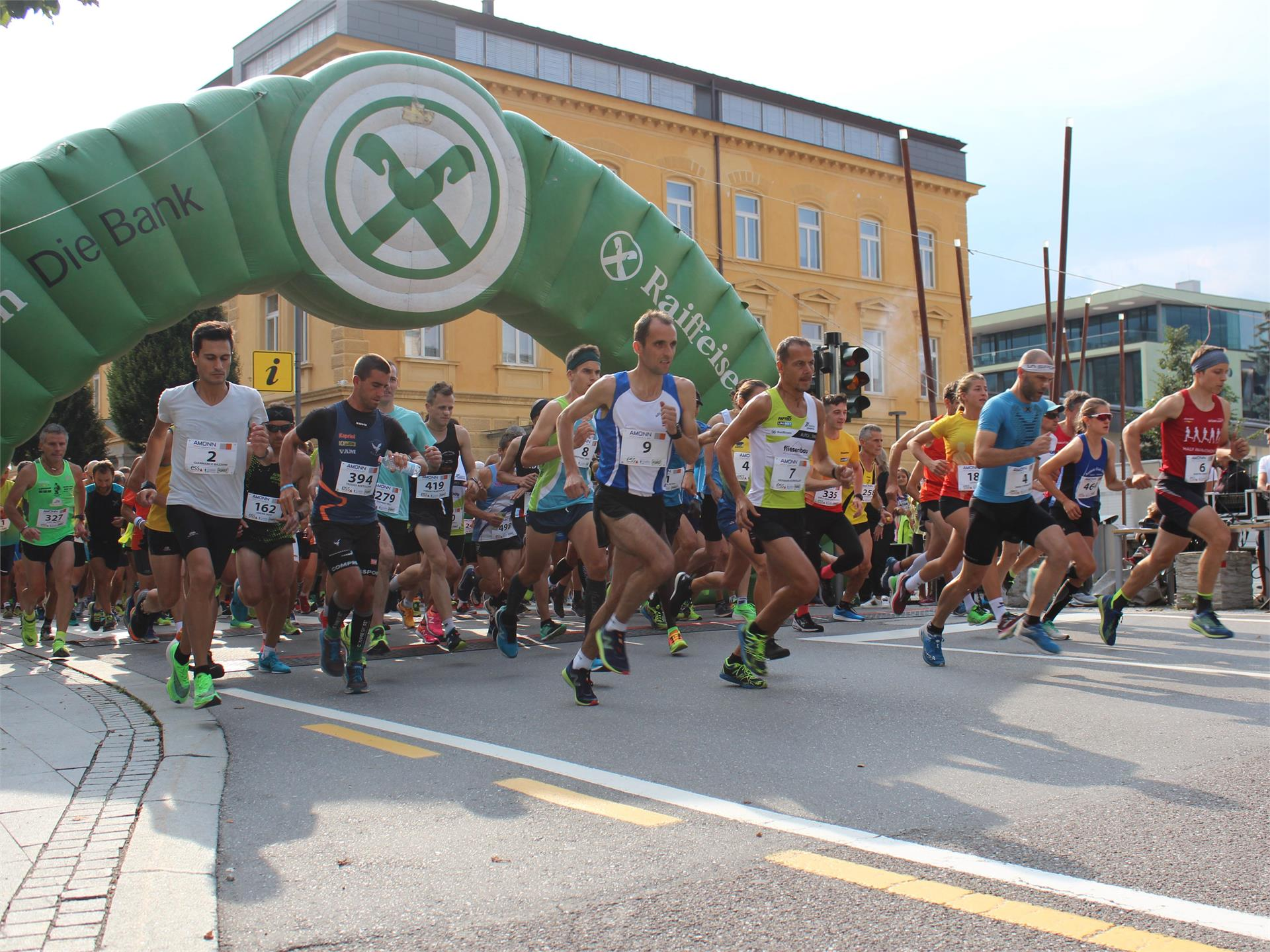 22nd South Tyrolean Potato Run