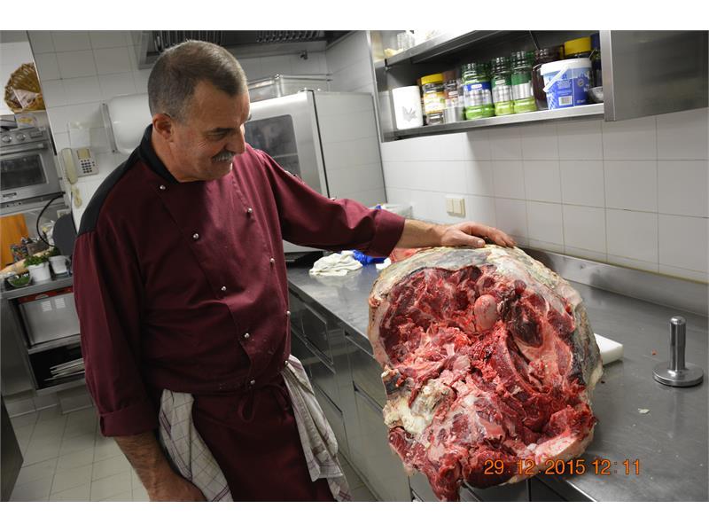 Meat from the Außerlanzin farm