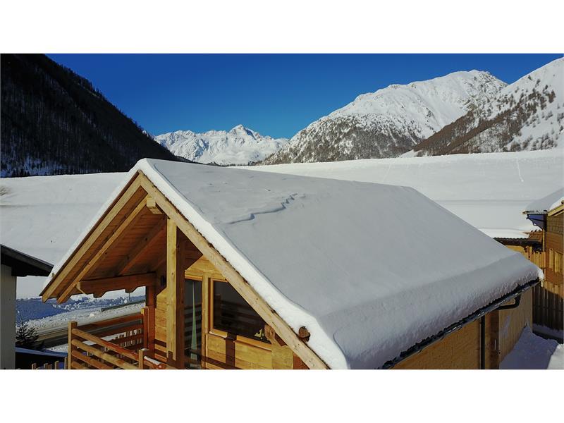 Chalets Lagaun Winter 2