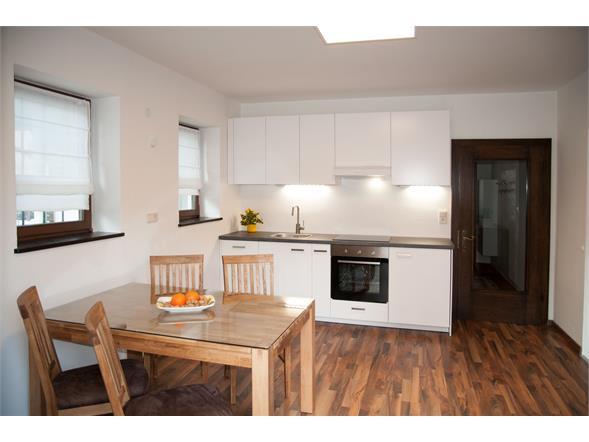 Apartment, Kraus, Sterzing/Vipiteno, South Tyrol, eat-in kitchen