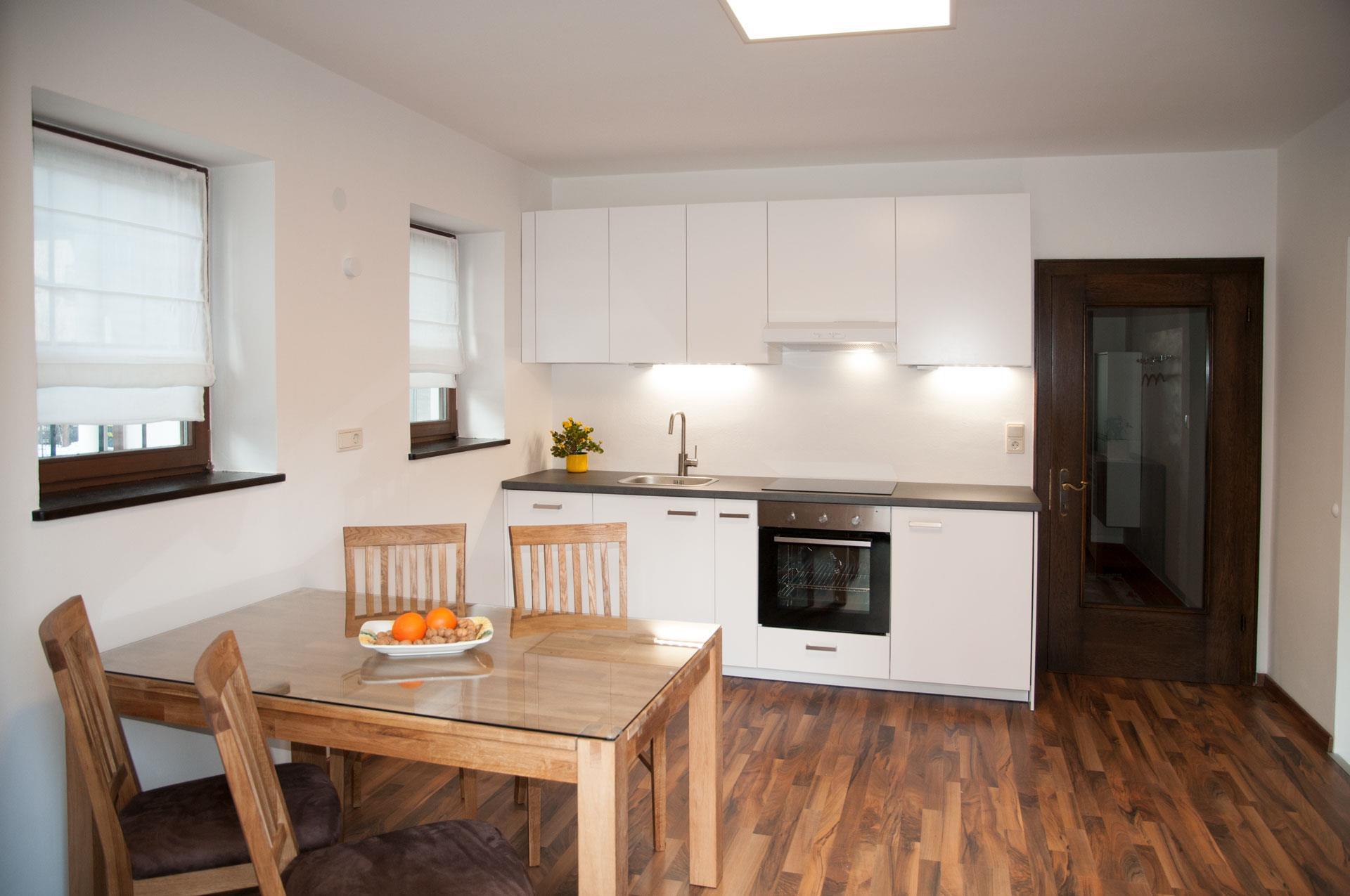 Apartment Kraus, Sterzing, Südtirol, Wohnküche