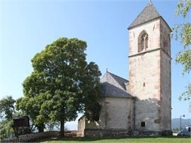 Besichtigung der Kirche St. Margareth
