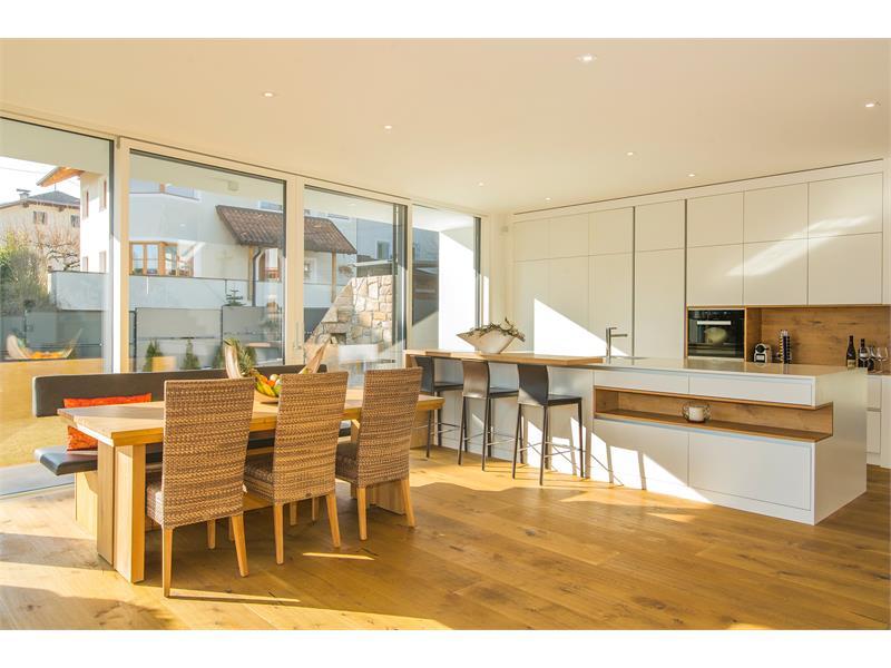 Eine Ferienhaus - eine Ferienvilla mit moderner Einrichtung, viel Platz und hochwertigen Geräten
