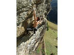 Kletterwand Stohlwond - Flading