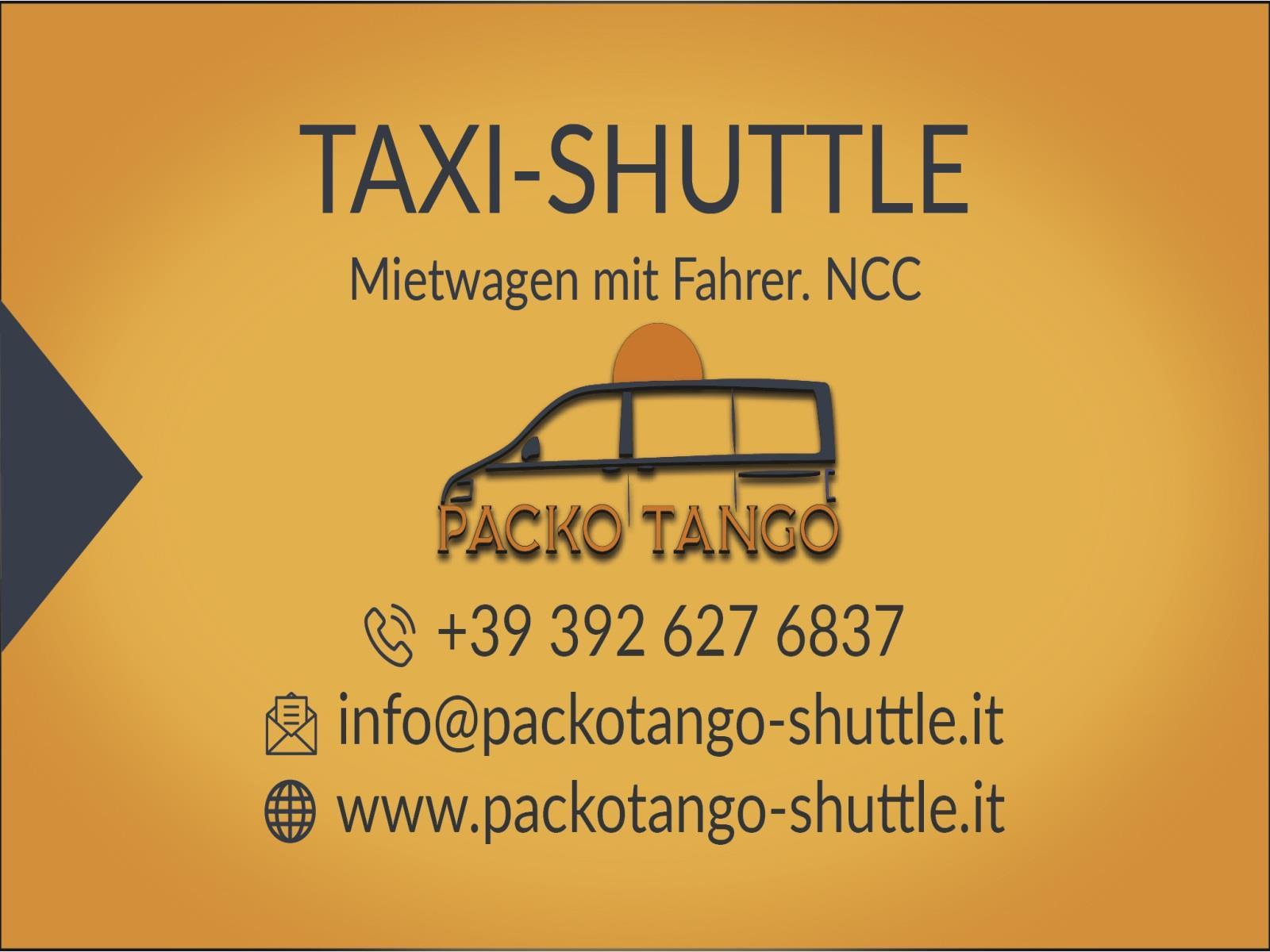 Taxi Packo Tango