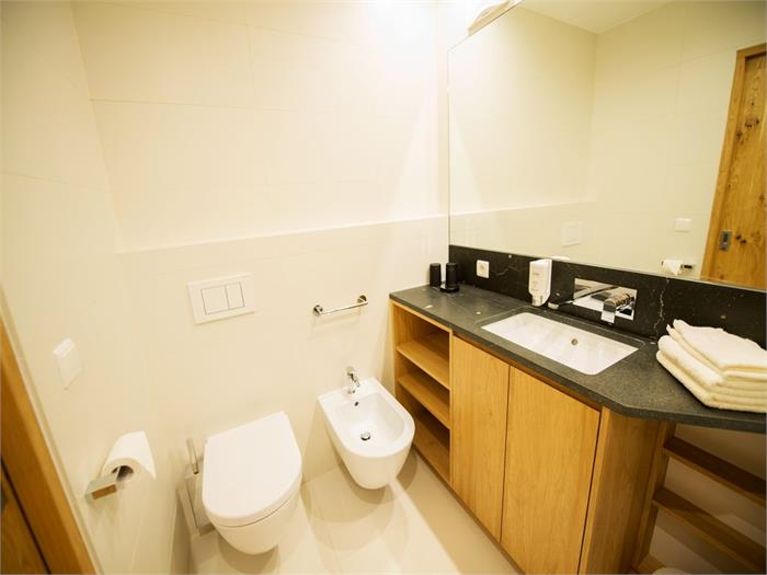 bath room Chalet Compatsch