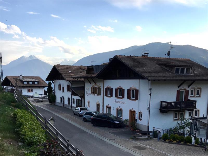 Ferienwohnung Knappenhaus Schenna