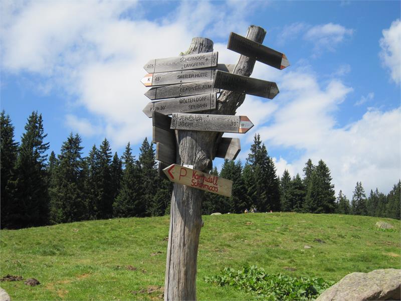 Vi aspettano numerose possibilità di escursioni - Rotsteinhof, Alto Adige
