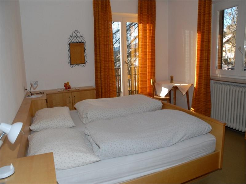 camera da letto appartamento A