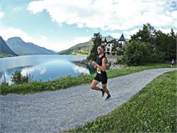 21st Lake Resia Run