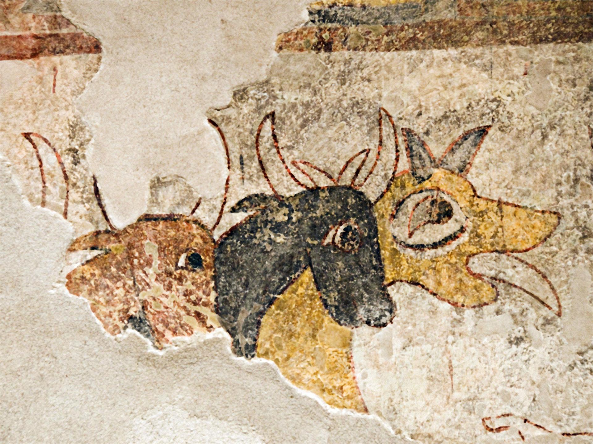 Fresken St. Prokulus Kirche