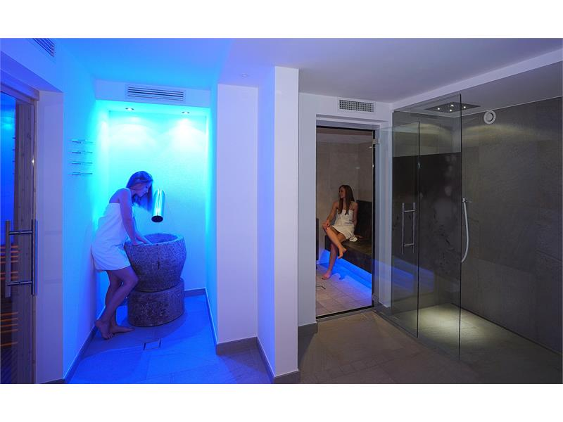 Neuer Wellnessbereich - Hotel Oberwirt in Vöran
