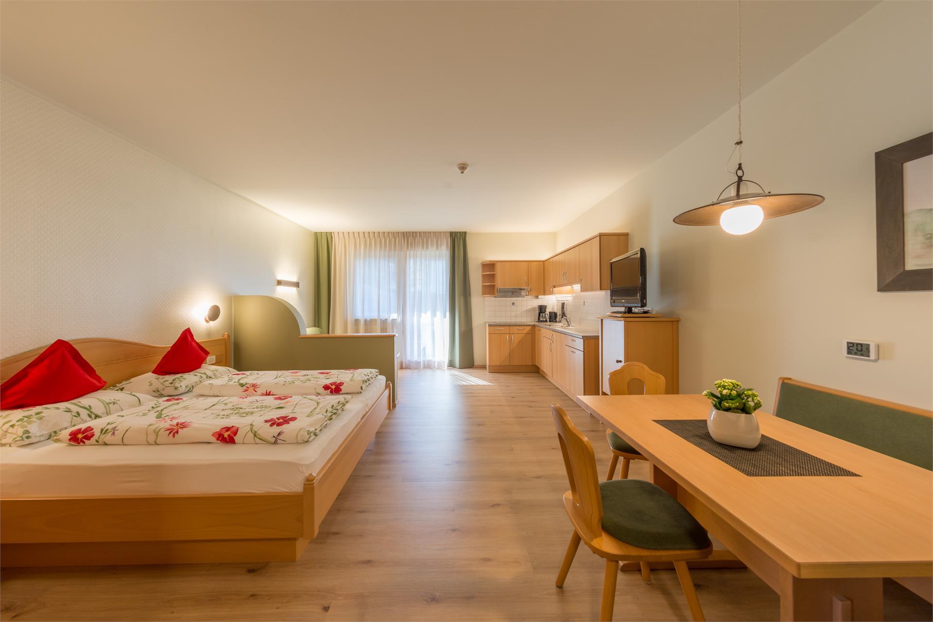 Einraum-Appartement nr. 5