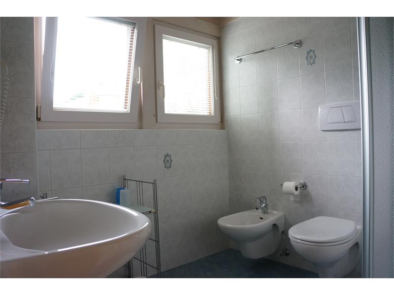 Badezimmer - Mansardenwohnung 3