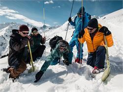 SAAC Skitouren Camp
