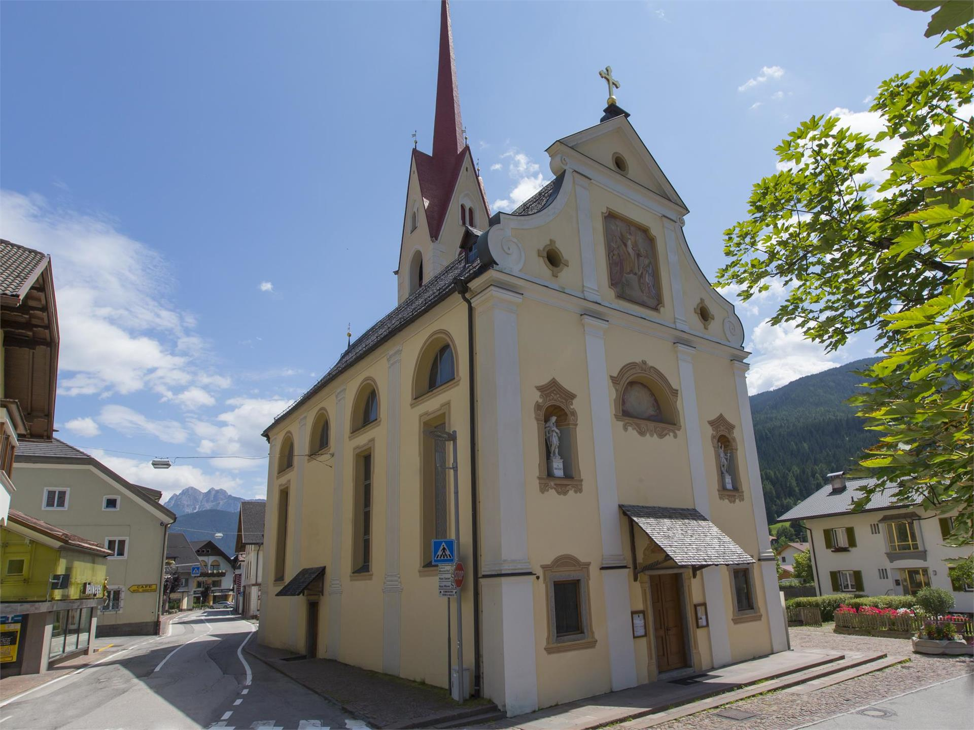 S. Margereth Parish Church