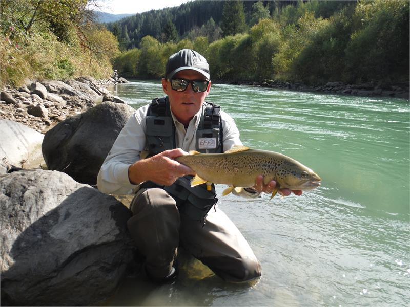 Scuola di pesca a mosca Arnold Gufler