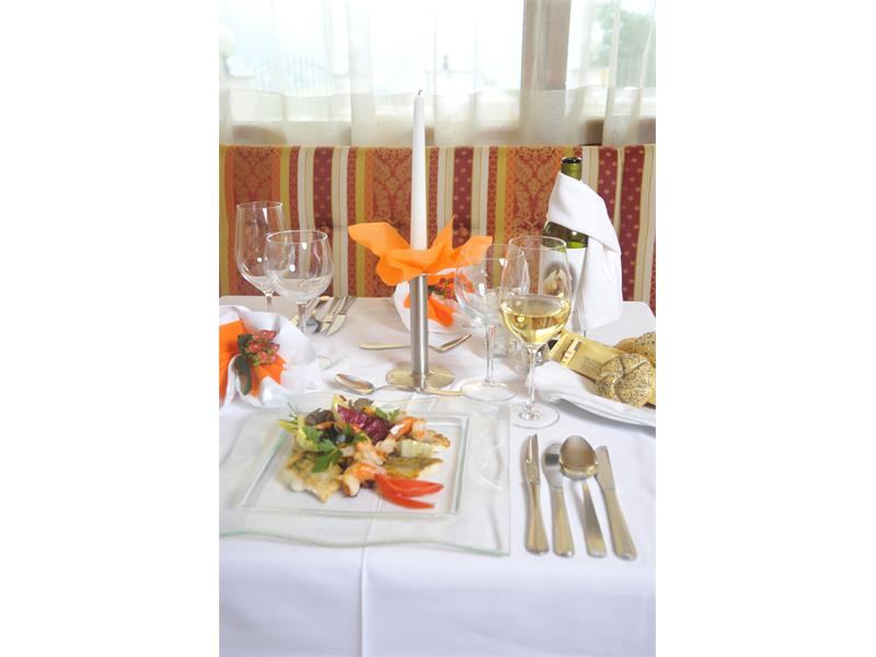 Kulinarium im Hotel Sonnenheim*** in Hafling