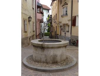 Fontana nel Vicolo del Pozzo