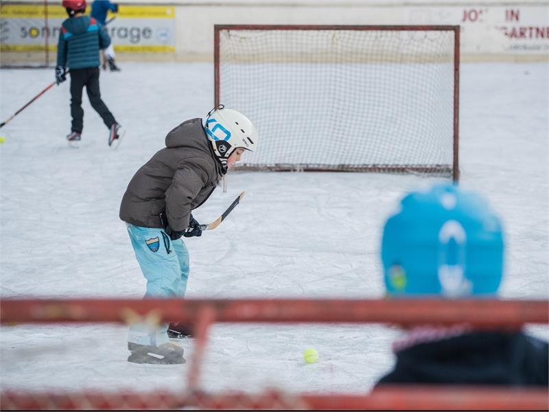 Ice rink Pfalzen/Falzes