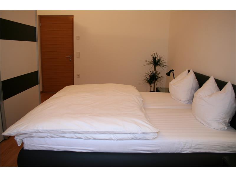Ferienwohnung Sauvignon Schlafzimmer