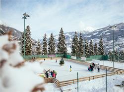 Eislaufplatz Dorf Tirol