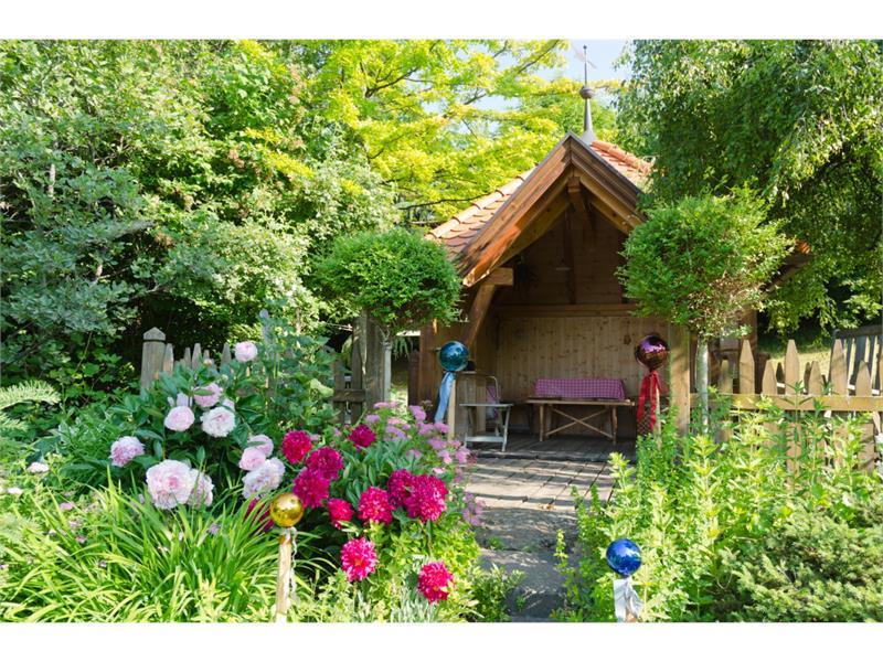 The garden - Appartments Alber Edith