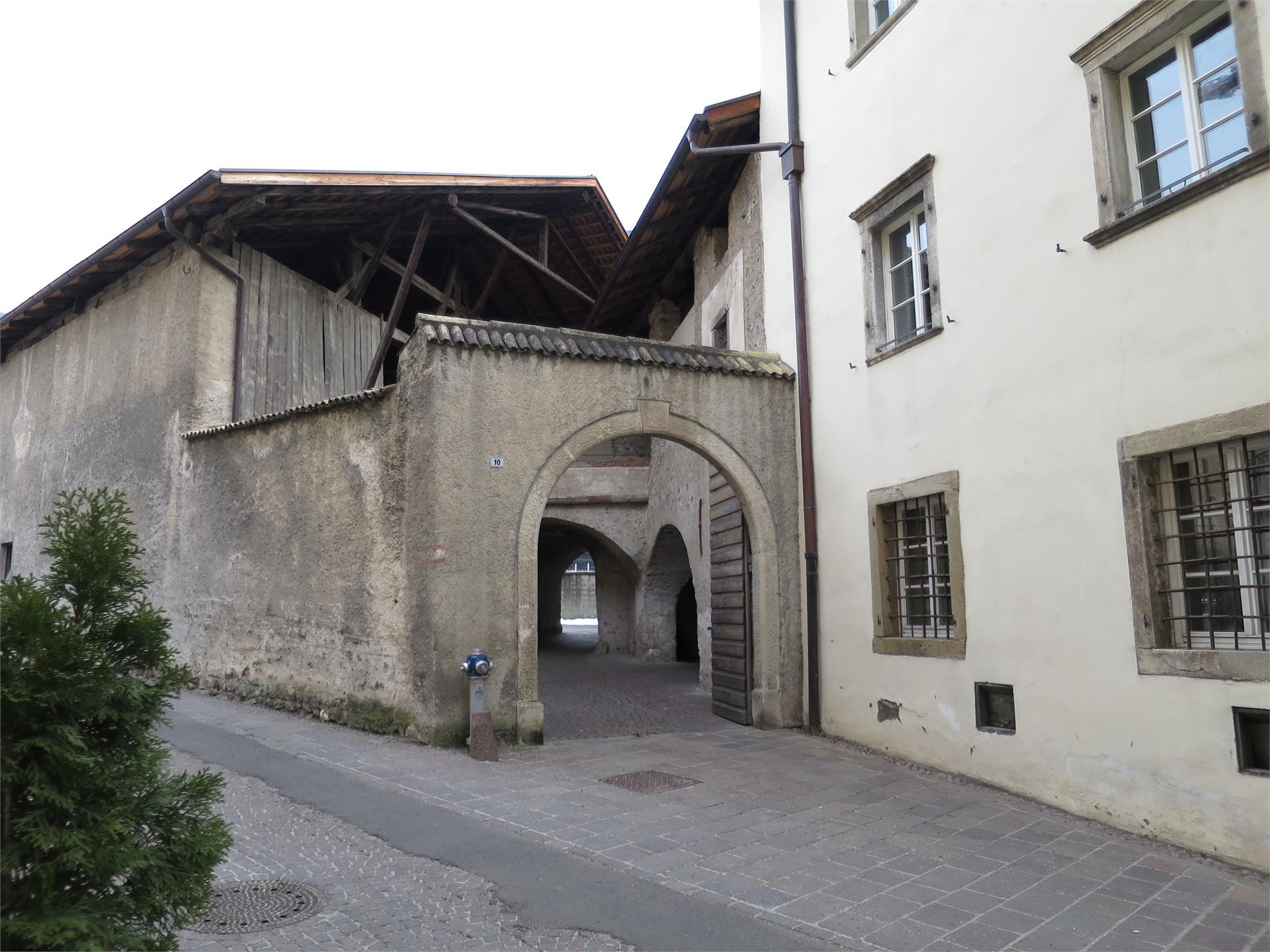 Zu Hof oder Zehenthof – Haus Seeber in Neumarkt