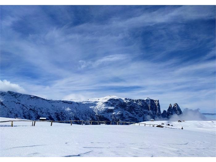inverno Alpe di Siusi