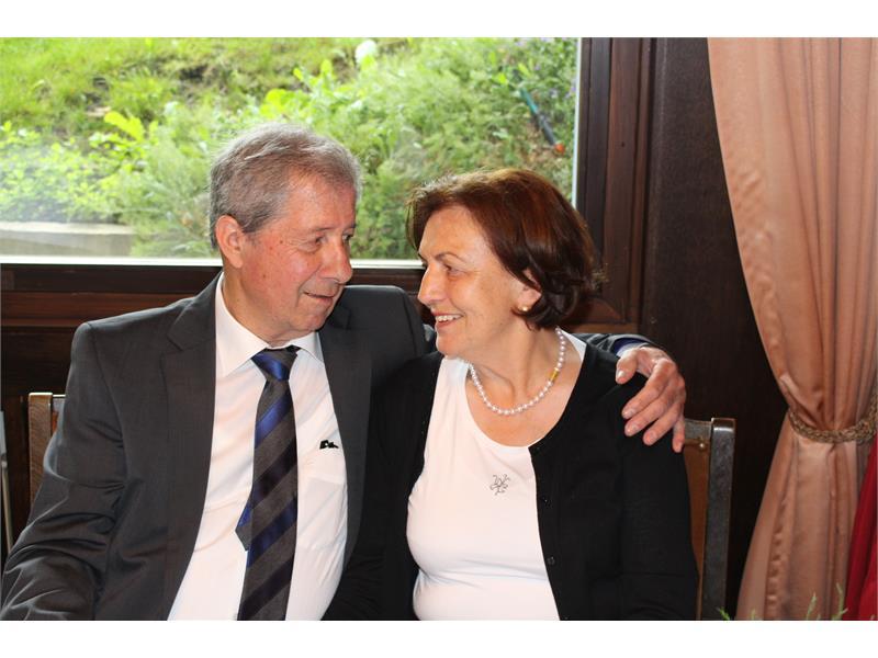 Proprietari Maria e Josef Winkler
