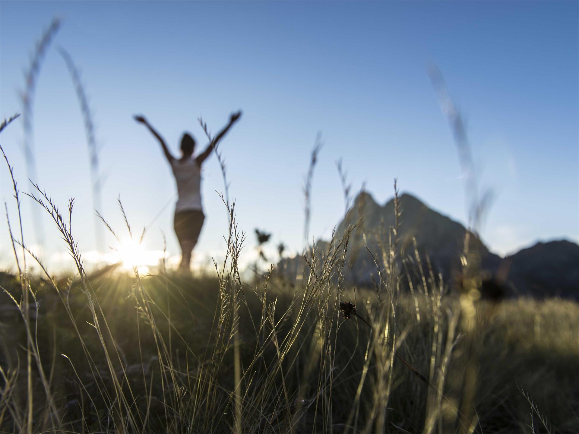 Seiser Alm Balance: Die Magie des Morgens