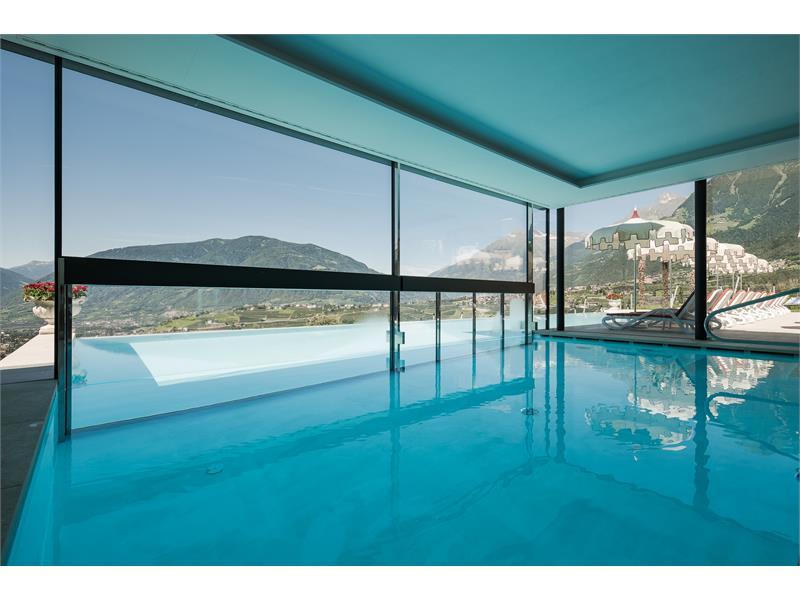 Indoorpool Hotel Tyrol