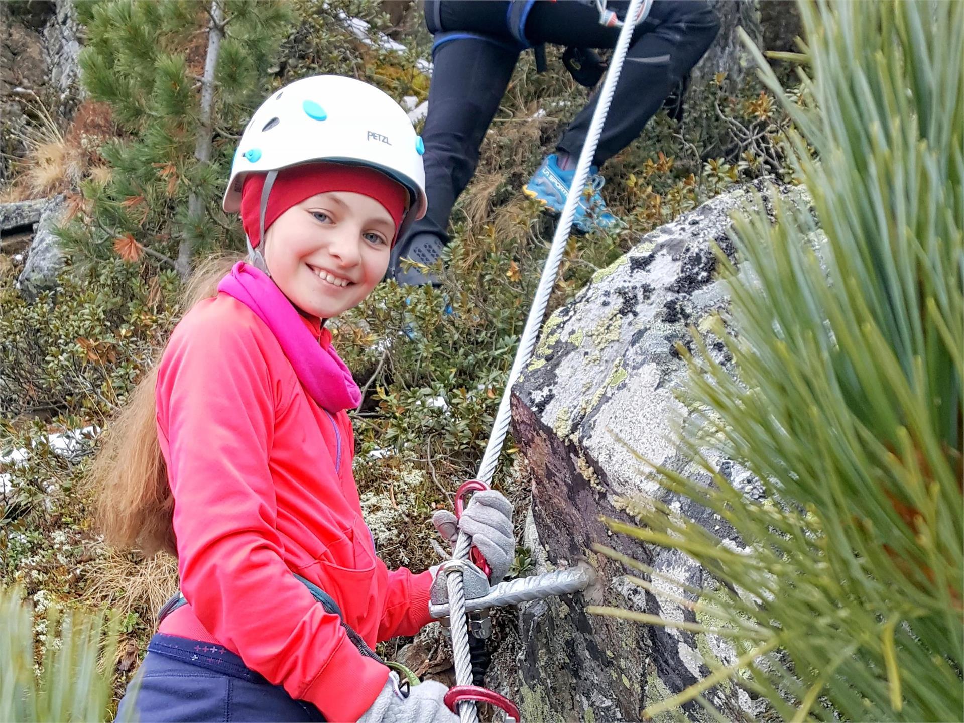 Camp d'arrampicata a Brunico (in lingua tedesca)