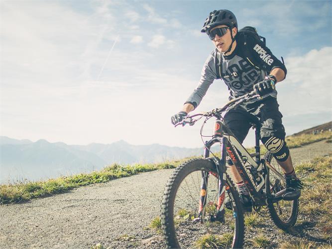 Aperitivo a Brennero in e-bike