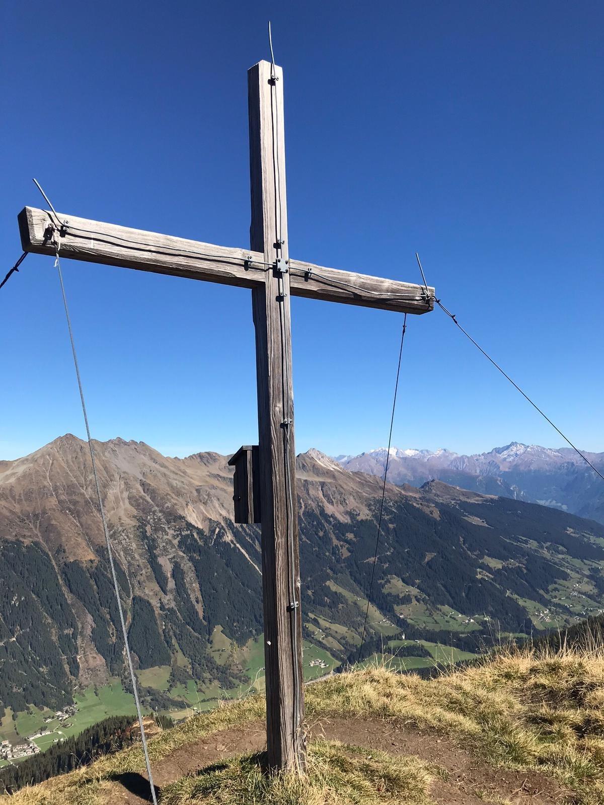 Mountain Zunderspitze