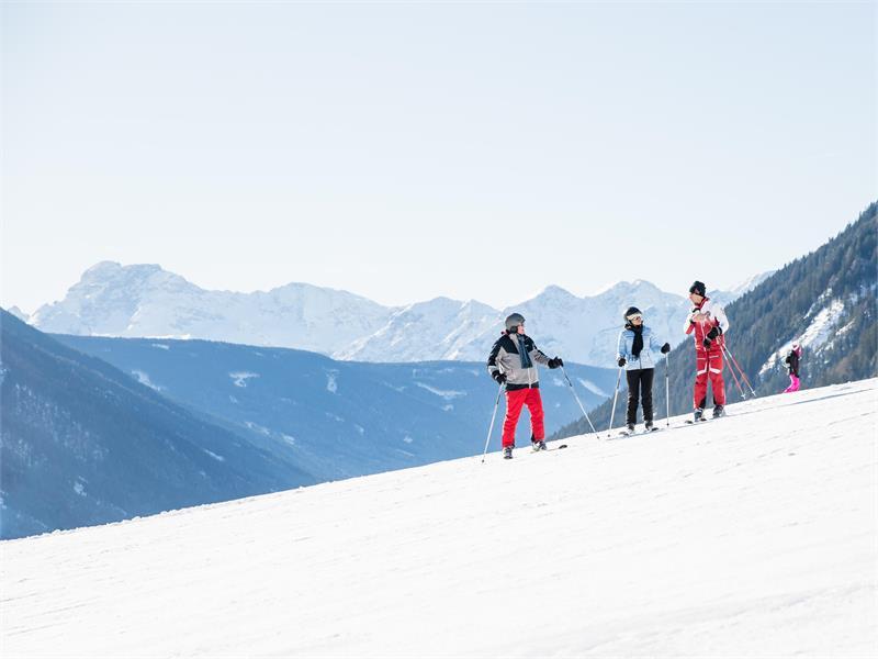 Scuola sci discesa e fondo Val Casies
