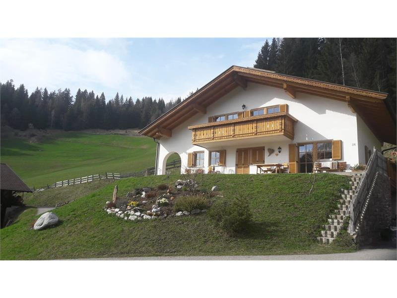 Living in the midst of nature at the House Mittelberger in Avelengo/Hafling, South Tyrol