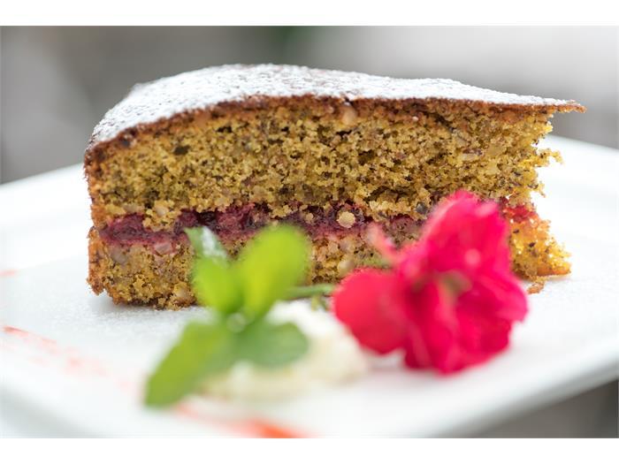 Buckwheat cake à la Tschötsch