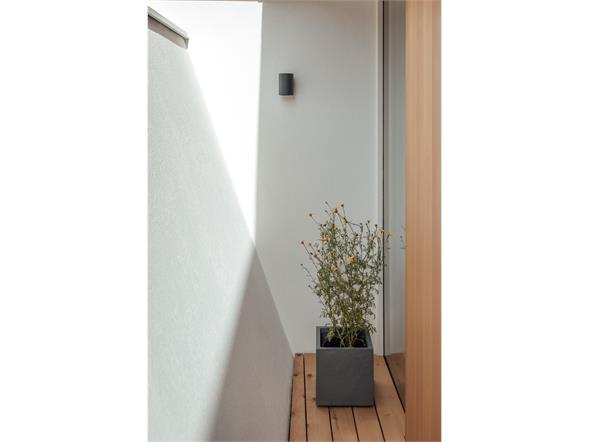 piccolo balconcino laterale