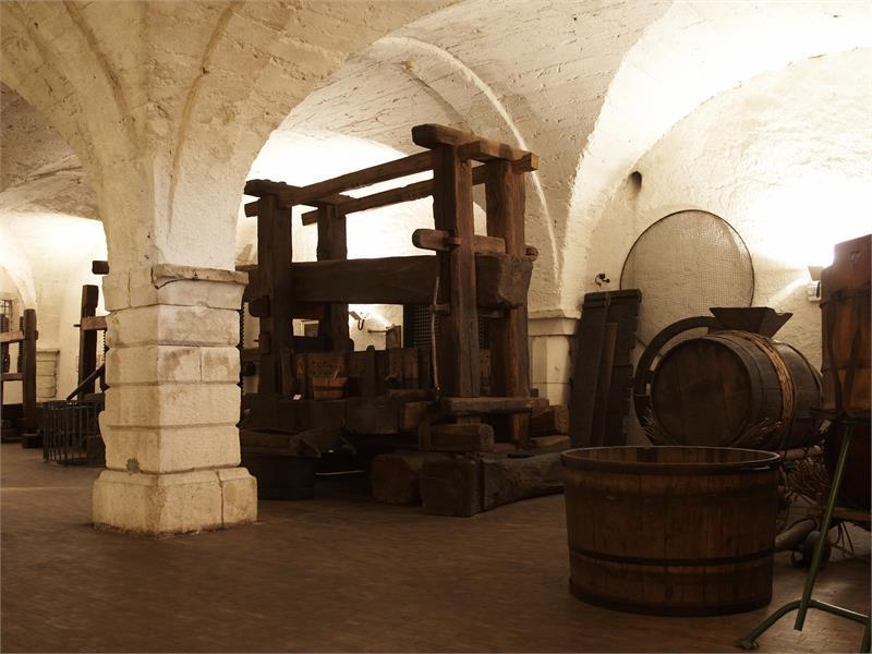 Südtiroler Weinmuseum in Kaltern
