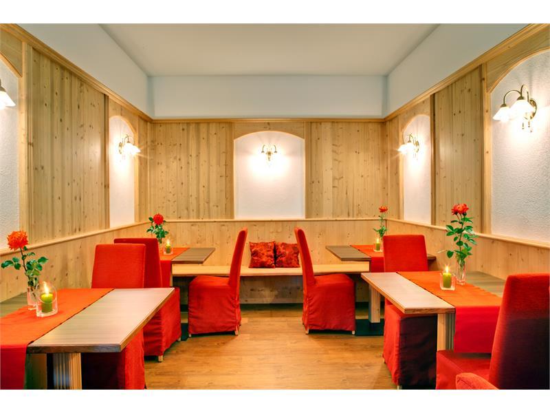 Speisesaal - Hotel Plauserhof